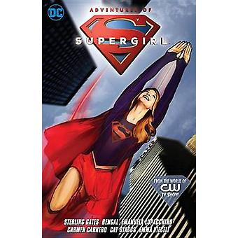 Adventures of Supergirl by Bengal - Sterling Gates - 9781401262655 Bo
