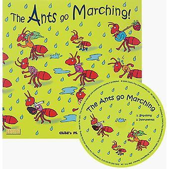 Le formiche Go Marching Dan Crisp - 9781846436222 libro