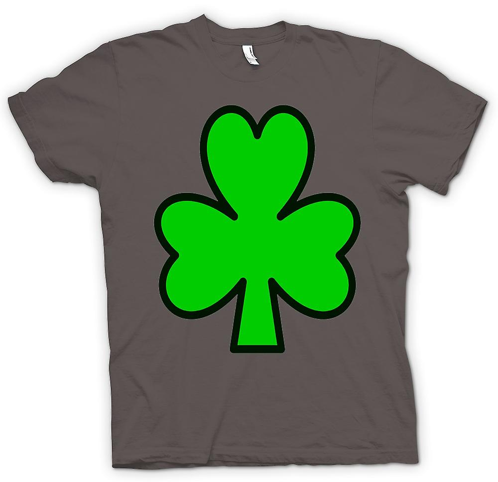 Womens T-shirt - irische Shamrock - lustig