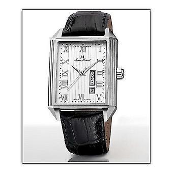 Jean Marcel Quadrum II mens wristwatch automatic 160.265.52