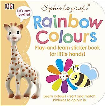 Sophie la girafe Rainbow Colours