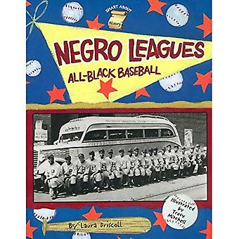 Negro Leagues: All-Black Baseball; By Emily Brooks (Smart about History)