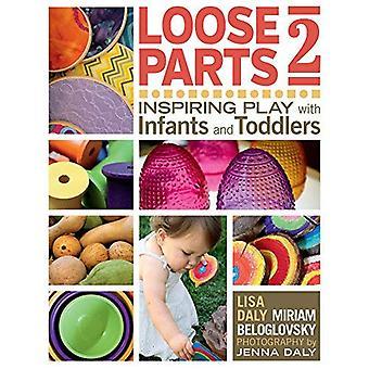 Losse delen 2: Inspirerende spelen met baby's en peuters