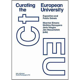 Curating the European University