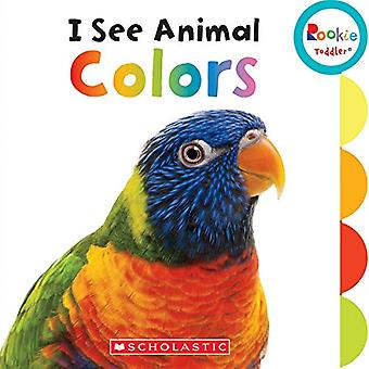 I See Animal Colors
