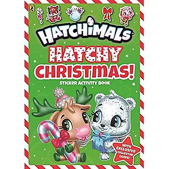 Hatchimals: Hatchy Christmas! Sticker Activity Book (Hatchimals)