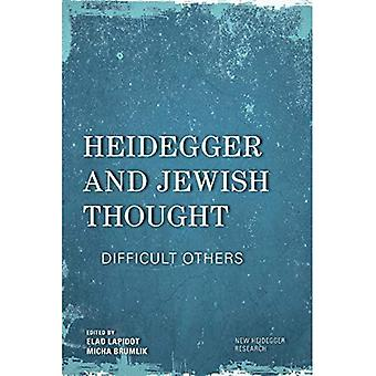 Heidegger and Jewish Thought: Difficult Others (New Heidegger Research)