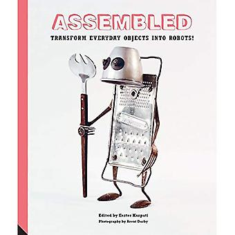 Assembled: Transform Everyday Objects Into Robots