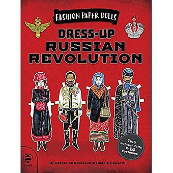 Dress-Up Russian Revolution:� Discover History Through Fashion (Fashion Paper Dolls)