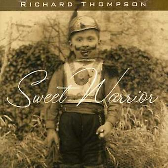 Richard Thompson - Sweet Warrior [CD] USA import