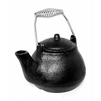 Wood Burning Stove Humidifier Cast Iron Kettle Tea Pot - Restore the balance!