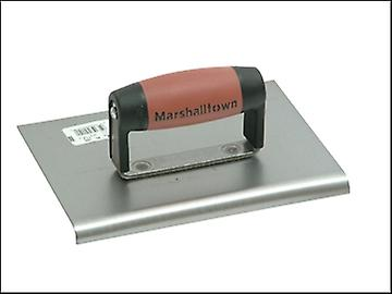 Marshalltown M120D Cement Edger Straight End Durasoft Handle 8 x 6in