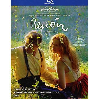 Renoir [BLU-RAY] USA import