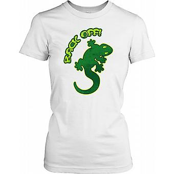 Backa - Gecko damer T Shirt