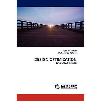 Design Optimization by Asfandyar & Syed