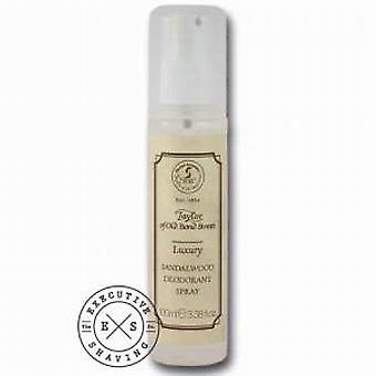 Taylor of Old Bond Street sandalo Deodorante Spray (100ml)