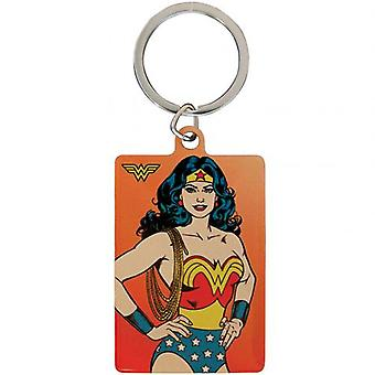 DC Comics Metal Keyring Wonder Woman