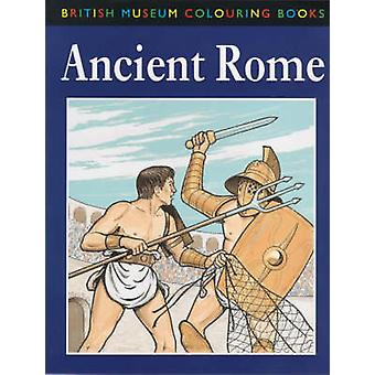The British Museum Colouring Book of Ancient Rome by John Green - 978