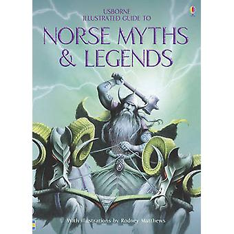 Norse Myths and Legends (New edition) by Cheryl Evans - Anne Millard