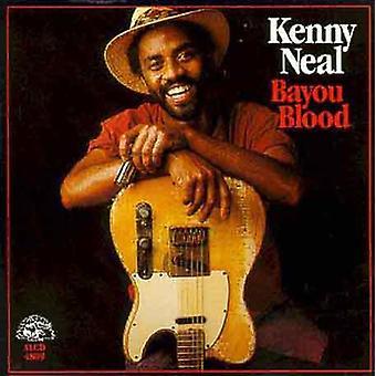 Kenny Neal - Bayou Blood [CD] USA import