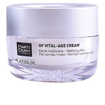 Martiderm Platinum Gf Vital Age Day Cream Normal/combination Skin 50ml Unisex