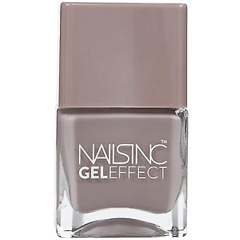 Nails inc Gel Effect Nail Polish - Alfred Place (10128) 14ml