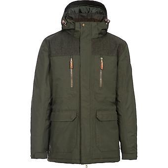 Trespass Mens Rockwell DLX Waterproof Breathable Jacket