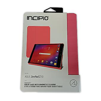 Incipio Faraday Leather Folio Case for Asus ZenPad Z10 - Pink