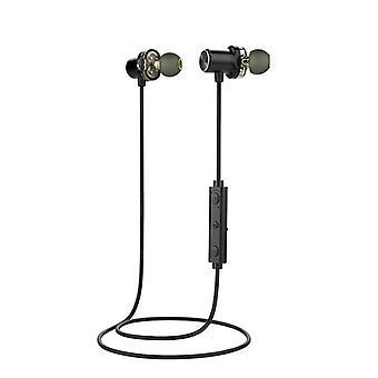 Awei x650bl wireless bluetooth headset black