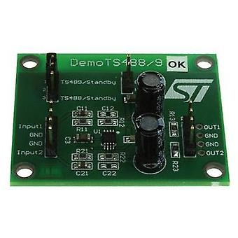 PCB design board STMicroelectronics DEMOTS488S