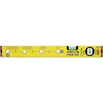 Electrician's water-level 70 Electric Stabila 16135/4 Level accuracy 0.5 mm/m