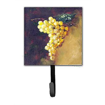 New White Grapes by Malenda Trick Leash or Key Holder TMTR0152SH4