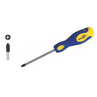 Mercatools Mt Phillips screwdriver Ph2-100