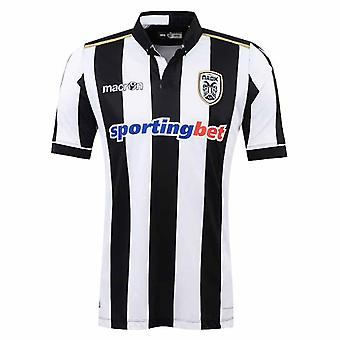 2016-2017 PAOK Salonika Authentic Home Match Shirt