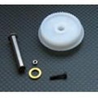 Main Drive Pulley Set : E4-A