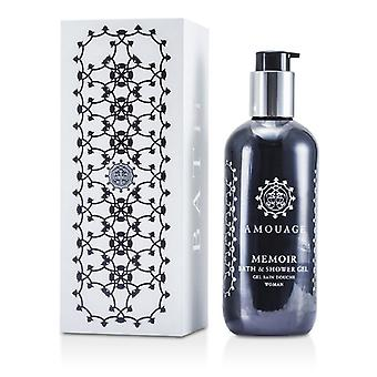 Memoir Amouage baño & ducha Gel 300ml / 10oz
