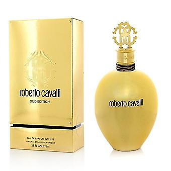 Roberto Cavalli Oud Edition Eau De Parfum Intense Spray 75ml/2.5oz