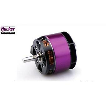Model aircraft brushless motor Hacker A50-14 XS V4 kV (RPM per volt): 520