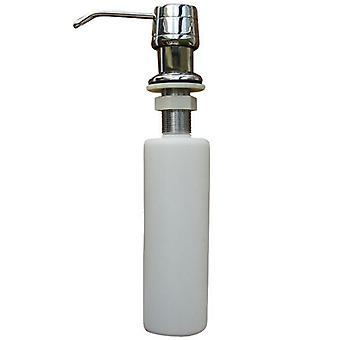 Refillable Kitchen Sink Soap Dispenser Pump Lotion