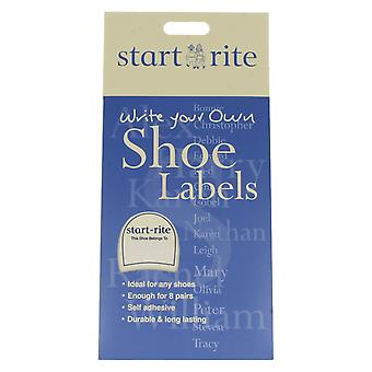 Childrens Startrite write your own Shoe Labels
