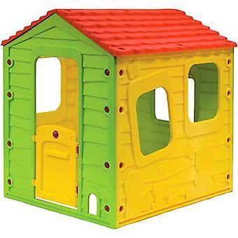 Buddy Toys Red House Children's House FUN (All'Aperto , Casette E Tende)