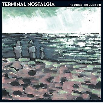 Reuben Hollebon - Terminal nostalgi (indeholder Download Ca [Vinyl] USA import