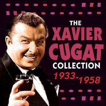 Xavier Cugat - importación de Estados Unidos 1933-1958 [CD] colección de Xavier Cugat