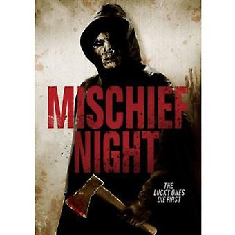 Mischief Night [DVD] USA import