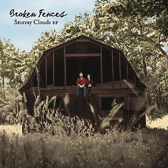 Broken Fences - Stormy Clouds EP [Vinyl] USA import