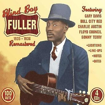 Blind Boy Fuller - Remastered: 1935-38 [CD] USA importerer