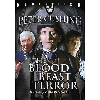 Blod udyret Terror [DVD] USA importerer