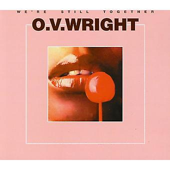 O.V. Wright - We're Still Together [CD] USA import