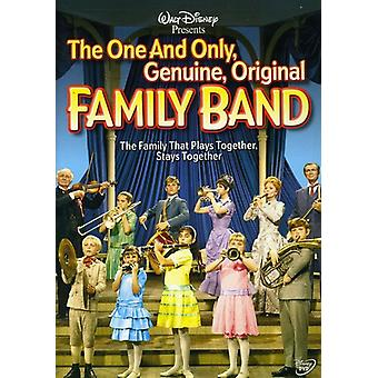 The One and Only, Genuine, Original Family Band [DVD] USA import