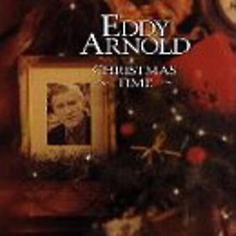 Eddy Arnold - Eddy Arnold Christmas Time [CD] USA import